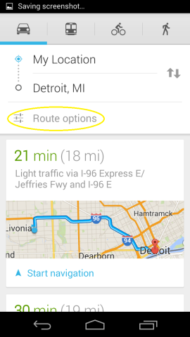 android google map i