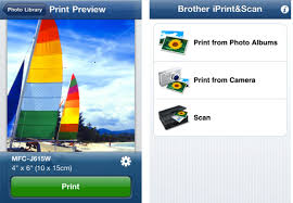 Brother iPrint and Scan